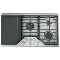 "GE Café™ Series 36"" Built-In Gas Cooktop"