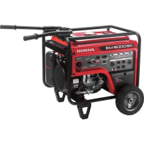 Honda EM5000SXK3 4500W Electric Start Portable Gasoline Generator