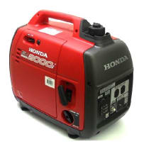 Honda EU2000I1A1 Super Quiet 1600W Portable Inverter Generator