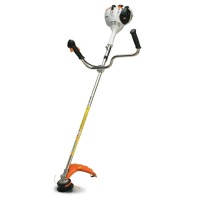STIHL FS56RCE Straight Trimmer with Bike Bars