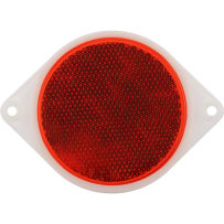 HILLMAN 844010 3 IN. RED REFLECTOR COMBO