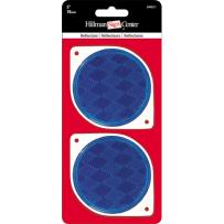HILLMAN 844011 3 IN. BLUE REFLECTOR COMBO