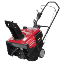 "Honda HS720AA 20"" Single Stage Gas Snow Blower"