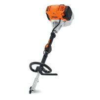 STIHL KM131R KOMBIMOTOR 4 MIX TRIMMER