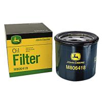 JOHN DEERE #M806418 OIL FILTER