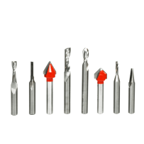 FREUD 87-208 8 PIECE CNC ROUTER BIT GENERAL PURPOSE SET