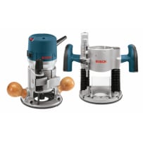 Bosch 1617EVSPK 2.25 HP Plunge and Fixed Base Router Combo Kit