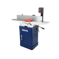 "RIKON 20-106H 6"" 1HP HELICAL HEAD JOINTER"