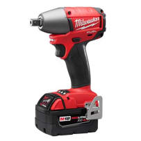 MILWAUKEE 2655-22 M18 FUEL 1/2 INCH IMPACT WRENCH KIT WITH PIN DETENT