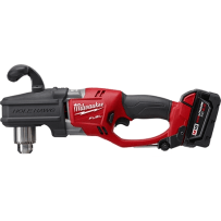 MILWAUKEE 2707-22 M18 FUEL HOLE HAWG 1/2 INCH RIGHT ANGLE DRILL KIT