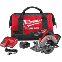 "M18 FUEL™ 6-1/2"" Circular Saw Kit"