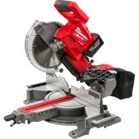 MILWAUKEE 2734-21HD M18 FUEL DUAL BEVEL SLIDING COMPOUND MITER SAW KIT