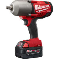 MILWAUKEE 2763-22 M18 FUEL 1/2 INCH HIGH TORQUE IMPACT WRENCH WITH FRICTION RING KIT