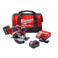 "MILWAUKEE 2782-22 M18 5-3/8"" METAL CUTTING SAW ONLY"