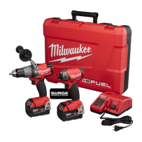 MILWAUKEE 2899-22 M18 FUEL 2-TOOL COMBO KIT