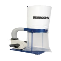 RIKON 60-150 1-1/2HP DUST COLLECTOR 1250CFM