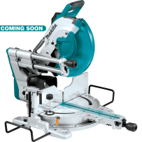 "MAKITA LS1219L 12"" Dual?Bevel Sliding Compound Miter Saw with Laser"