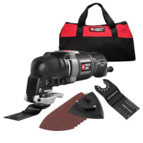 PORTER CABLE PCE606K PC 3A OSCILLATING MULTI TOOL