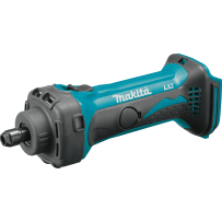 "MAKITA XDG02Z 18V LXT® Lithium?Ion Cordless 1/4"" Compact Die Grinder, Tool Only"