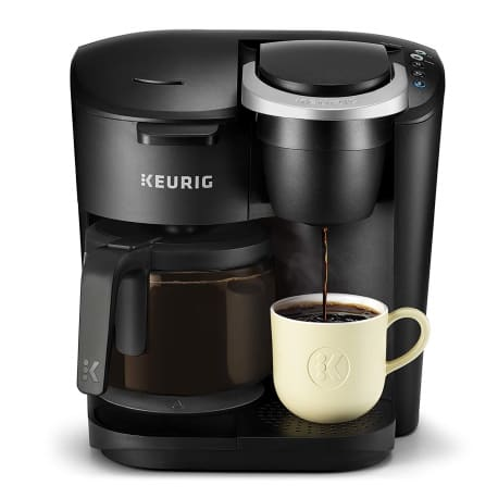 KEURIG 5000204977 K-DUO PLUS SINGLE SERVE & CARAFE COFFEE MAKER