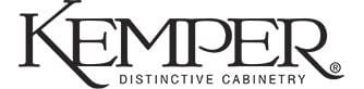 Kemper Cabinetry logo