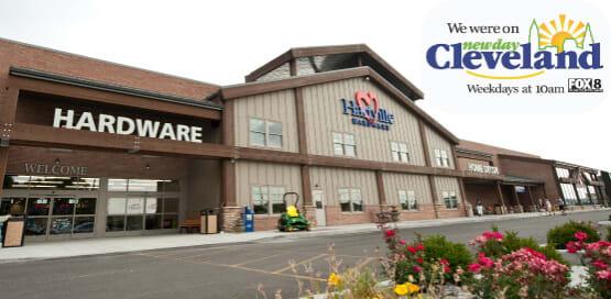 America's largest hardware store   Hartville Hardware & Lumber