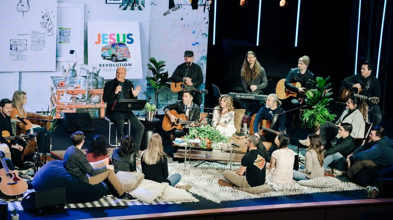 Jesus Revolution: The Holy Spirit in Revival