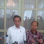 Impian Sutopo untuk Bertemu Jokowi Terwujud