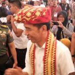 Jokowi Bagi-bagi 1.300 Sertifikat Tanah di Lampung Tengah