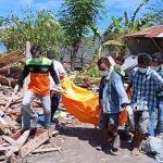 Jumlah Korban Tsunami dan Gempa Sulawesi Tengah 844 Orang