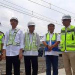 Jokowi Coba MRT dari Stasiun Bundaran HI hingga Lebak Bulus