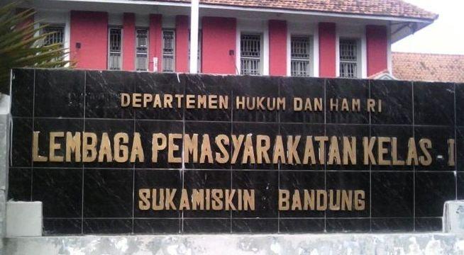 Saung-saung Mewah di Lapas Sukamiskin Dibongkar