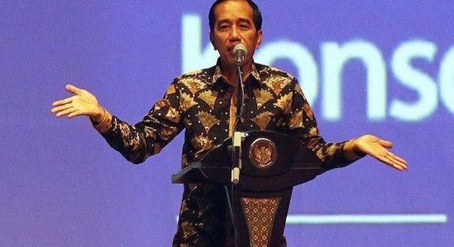 Jokowi: Mari Ciptakan NegaraNirkorupsi
