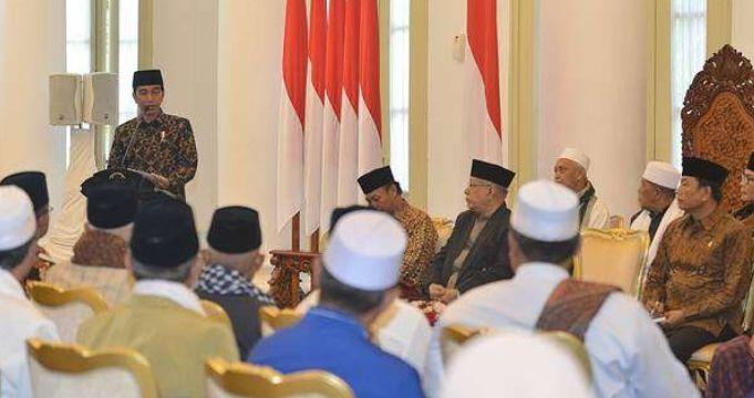 Jokowi Akan Buka Konferensi Ulama Afghanistan, Indonesia dan Pakistan di Istana Bogor