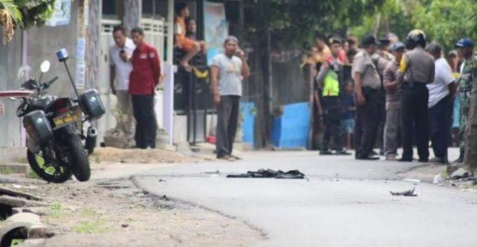 Ledakan di Pasuruan: Terduga Teroris Sempat Lempar Tas Berisi Bom ke Kapolsek