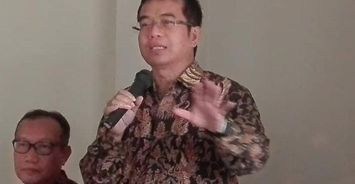 Kepala BPIP Yudi Latif Mengundurkan Diri lewat Facebook