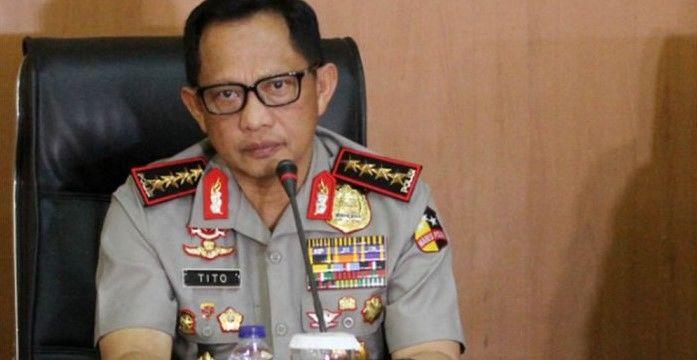 Polri Tangkap 41 Terduga Teroris di Surabaya dan Sidoarjo