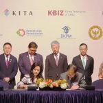 Indonesia & Korea Selatan Sepakat Kerja Sama Senilai Rp91,76 Triliun