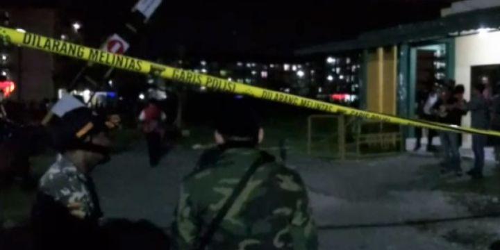 Tiga Orang Tewas dalam Ledakan Bom Sidoarjo