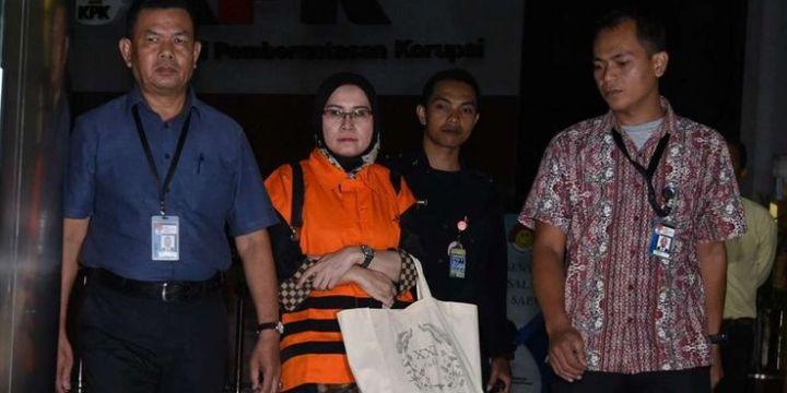 Empat Tersangka Suap PN Tangerang Segera Disidang