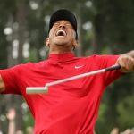 Tiger Woods Rengkuh Gelar Masters ke-5 setelah 14 Tahun