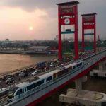 Alex Noerdin: Proyek LRT Palembang Tercepat di Dunia