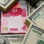 Rupiah Dekati 15.000 per Dollar AS