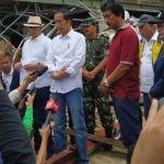 Jokowi Kunjungi Daerah Terdampak Tsunami Selat Sunda