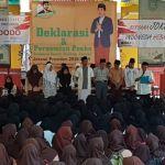 Pesan Jokowi kepada Para Santri: Beda Pilihan Boleh Asalkan …