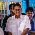 Sandiaga Uno Jual Saham lebih Setengah Triliun Rupiah untuk Biaya Kampanye