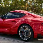 Toyota Supra 2020 Debut di Detroit