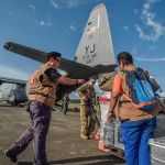 AS Tambah Bantuan untuk Tanggap Darurat Gempa Sulawesi Tengah 3 Juta Dolar