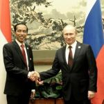 Rusia-Asean Sepakat Kerja Sama Perdagangan Bebas