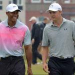 Tiger Woods Lewati Jordan Spieth dalam Peringkat Dunia